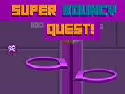 Super Bouncy Quest