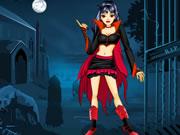 Vampire Styling for Halloween