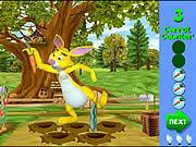 Rabbits Garden Crop