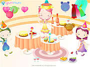Girl's Party