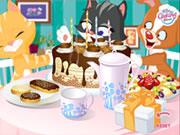 Kitty Tea Party