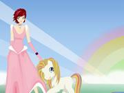Pony Princess Dress Up