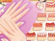 Sparkling Nails