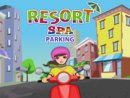 Resort Spa Parking