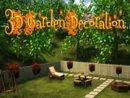 3d Garden Decoration