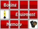 Boxing Equipment Memory
