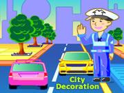 City Decoration