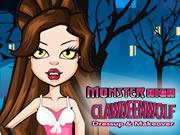 Monster High Clawdeen Wolf Dress Up and Make Up