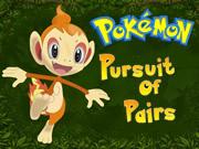Pokemon Pursuit of Pairs