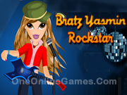 Bratz Yasmin Rockstar