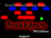 Breakdown RPG Edition