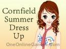Cornfield Summer Dress Up