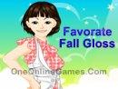 Favorate Fall Gloss