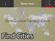 Find Cities Topography Games
