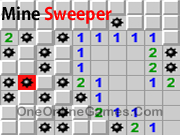 Mine Sweeper Games