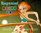 Rapunzel Dress Up