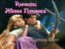 Rapunzel Hidden Numbers