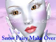 Snow Fairy Makeover