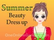 Summer Beauty Dressup