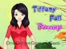 Tiffany Fall Dress Up